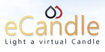 eCandle - Light a virtual Candle